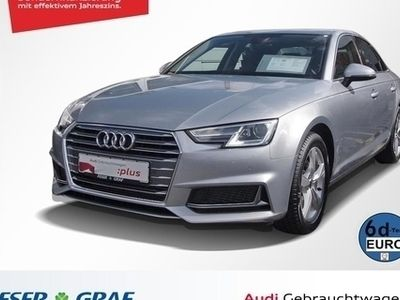 gebraucht Audi A4 Limousine sport 35 TFSI 110 kW (150 PS) S tronic