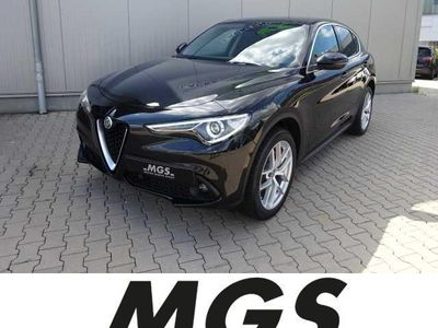gebraucht Alfa Romeo Stelvio 2.2 Diesel Q4 #NAVI #ACC #SHZ