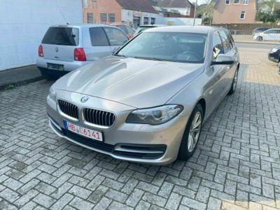 gebraucht BMW 518 Baureihe 5 Touring d Automatik Head Up