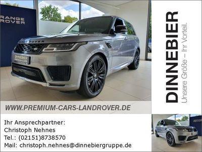 gebraucht Land Rover Range Rover Sport P525 HSE Dynamic 22 Zoll Black Pack Head Up Pano Neuwagen, bei Autohaus Dinnebier GmbH