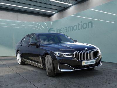 gebraucht BMW 730 730 dA AHK+AKTIVSITZ+eGSD+H/K+LUFTFED.+WLAN+