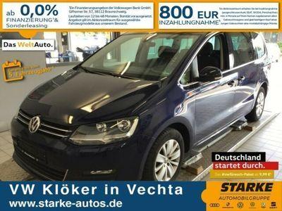 gebraucht VW Sharan 1.4 TSI OPF Comfortline