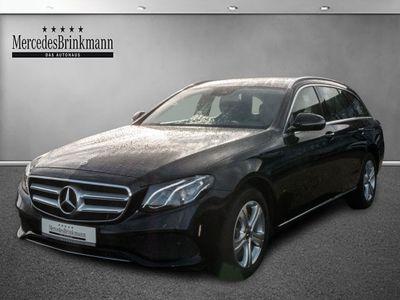 gebraucht Mercedes E220 T-MODELL SHZ/Kamera/Comand/LED/Klimaaut.