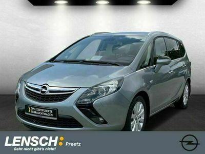 gebraucht Opel Zafira Tourer C Innovation 2.0 CDTI 7-SITZER+NAVI+XENON+PDC