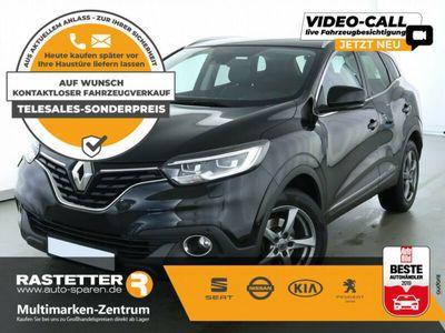 """gebraucht Renault Kadjar """"1.6 TCe Bode Edition Leder Sound Navi LED Winter"""