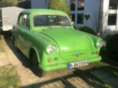 gebraucht Trabant 600 P60 Kugelporsche Trabbi Oldtim...