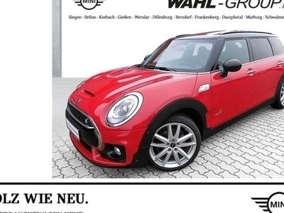 gebraucht Mini Cooper SD Clubman ALL4 Pepper Automatik | EURO 6