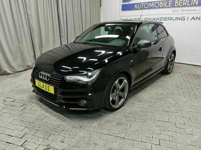 gebraucht Audi A1 1.4TSI S-Line Sportpaket *Navi| Xenon| PDC*