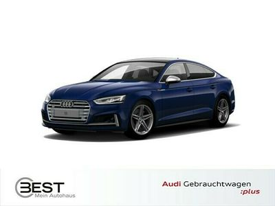 gebraucht Audi S5 Sportback 3.0 TFSI quattro MATRIX, PANO, VIRTUAL, ACC, NAVI-PLUS, PDC-PLUS, SHZ, GRA