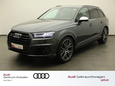 gebraucht Audi SQ7 4.0 TDI quattro/Matrix LED/Panorama-Glasdach