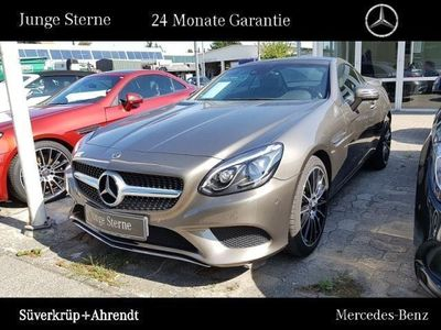 gebraucht Mercedes 300 SLCComand AMG Alu Sportabgas LED Parktronic A