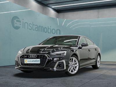 gebraucht Audi A5 Sportback A5 45 TFSI Q S LINE 2xASSIST eSITZE VIRTUAL+ NAVI+