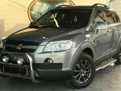 gebraucht Chevrolet Captiva 2.0 D LT 4WD+2.Hand+Leder+S.Heizung+