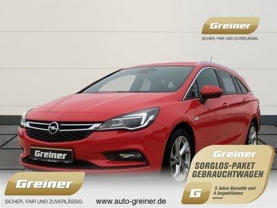 gebraucht Opel Astra ST 1.4 Dynamic AHK | PDC VO.+HI. | SHZ | LRHZ