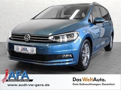 käytetty VW Touran 1,5 TSI Join LED,Navi,SHZ