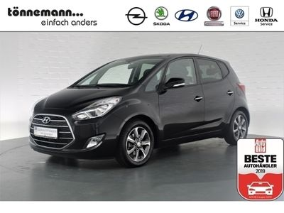 gebraucht Hyundai ix20 blue 1.6 YES! Plus, Panoramadach, Parkpilot, Sitzheizung