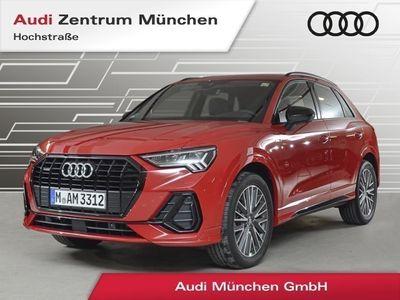 gebraucht Audi Q3 S line 40 TDI qu. Bergabfahrassistent Sitzheitzung