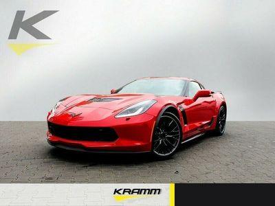 gebraucht Corvette Z06 6.2L V8 8AT BOSE HUD NAVI SITZBELÜFTUNG EU6