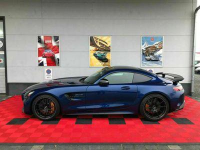 gebraucht Mercedes AMG GT R Coupe Neuwagenzustand seltene Farbe als Sportwagen/Coupé in Burgau