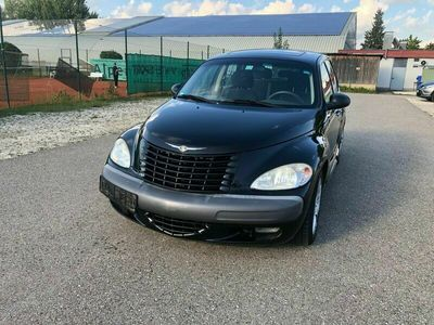 gebraucht Chrysler PT Cruiser LIMITED 2.0 LITER-ALU