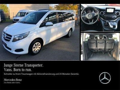gebraucht Mercedes V200 RISE KLIMA+NAVI+SHZ+TEMPOMAT+PARKTRONIC