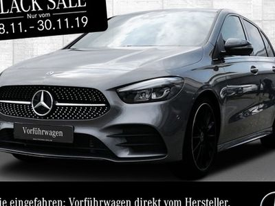 gebraucht Mercedes B220 4M AMG LED NAVI Kamera BusinessP NightP