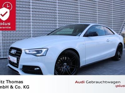 gebraucht Audi A5 Coupé 2.0 TFSI quattro 169 kW (230 PS) S tronic