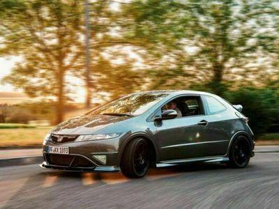 gebraucht Honda Civic 1.8i-VTEC Type S *8-fach bereift*