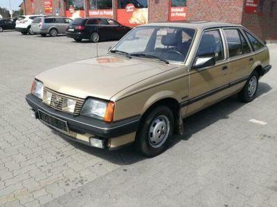 used Opel Ascona C 1.6 CC mit H Kennzeichen und neuem Tüv,