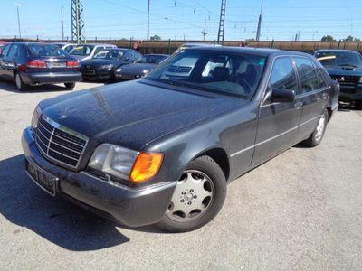 gebraucht Mercedes 600 SEL orig.140.000km VOLL