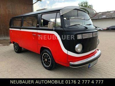 gebraucht VW T2 OLDTIMER HZulassung aus 2 Hand TV 052020