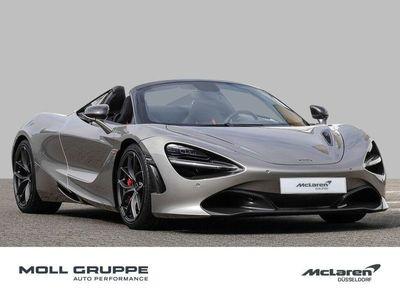 gebraucht McLaren 720S Spider MY19 Performance Special Blade Silver