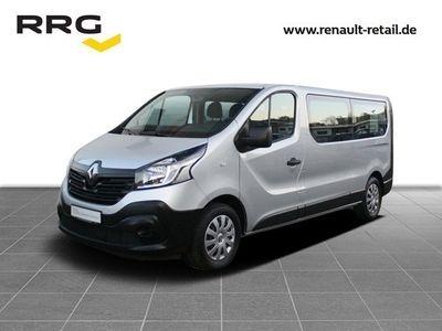 gebraucht Renault Trafic GRAND COMBI EXPRESSION dCi 2,9t Klima vo