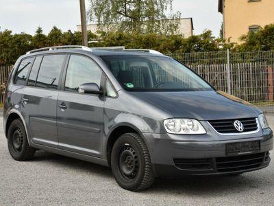 gebraucht VW Touran 1.9 TDI Trendline *Klimaauto.*SHZ*6-Gang*