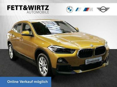 gebraucht BMW X2 xDrive20i Adv. Aut. Leas. ab 279,- br.o.Anz.