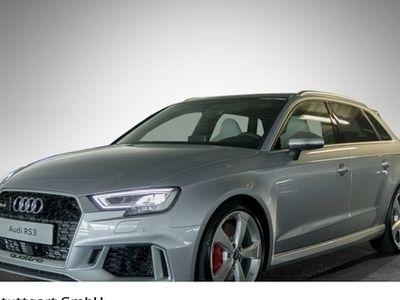 gebraucht Audi RS3 Sportback Stronic S-Sitze Navi VirtCo