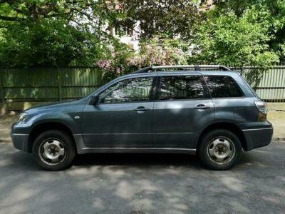 used Mitsubishi Outlander 2.0, AWD, Klima, AHK