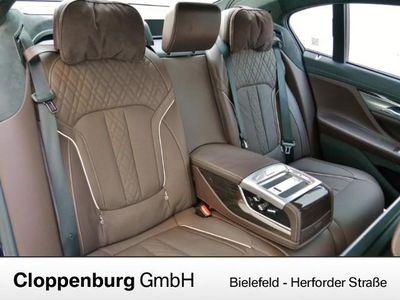 gebraucht BMW 740L D xDrive Laser ACC Bowers Fondkino 148TEUR VOLL