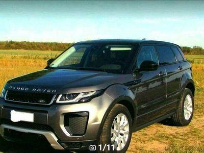 gebraucht Land Rover Range Rover evoque SE Dynamic Facelift EURO 6d TEMP