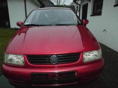 gebraucht VW Polo VW6N Servo, Vier Türen,Tüv 2.2019, S...