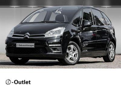 gebraucht Citroën C4 Picasso 2.0 HDi 50 Selection Klima/PDC/SHZ/AHK/ALU