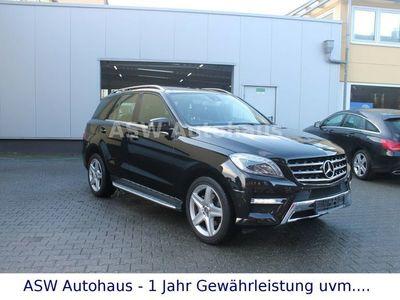 gebraucht Mercedes ML350 Neu BlueTEC 4MATIC*AMG-Styling*Leder*20'AMG*