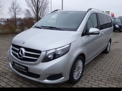 käytetty Mercedes V250 d EDITION Lang Navi/Kamera/Totwinkel/Tisch HiFi