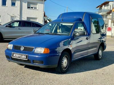 gebraucht VW Caddy Kasten*KLIMA*91500 KM*HECKFLÜGEL TÜRE