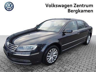 gebraucht VW Phaeton V6 TDI Lang RearView/XENON/Navi/Leder