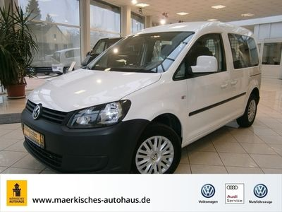 gebraucht VW Caddy Kombi 1.6 TDI Trendline *PDC*GRA*