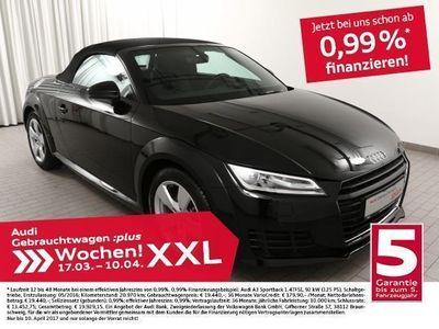 gebraucht Audi TT Roadster 2.0TDI NAV+/Alcantara/SHZ/17 Z.