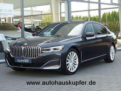 gebraucht BMW 730 d Mhd Laser°AHK°belüft. K-sitz°SD°ACC+