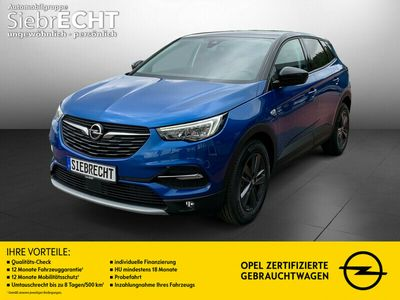gebraucht Opel Grandland X Grandland X Design Line 1.2 T*IntelliLink*RFK*
