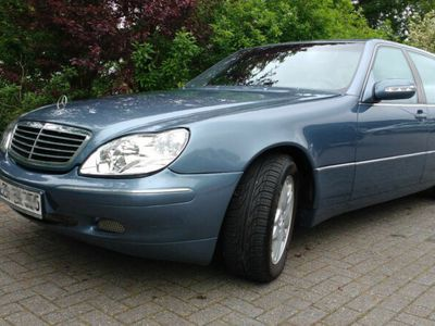 używany Mercedes 600 W140 Prestigetuning W220 600 SEL